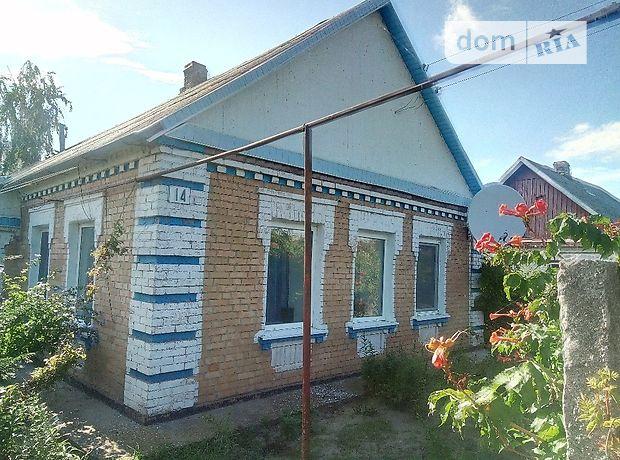 одноэтажный дом с садом, 70 кв. м, кирпич. Продажа в Покровском (Днепропетровская обл.) фото 1