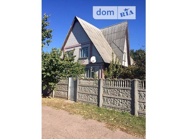 Продажа дома, 181.3м², Черниговская, Носовка, р‑н.Носовка, Полевая улица