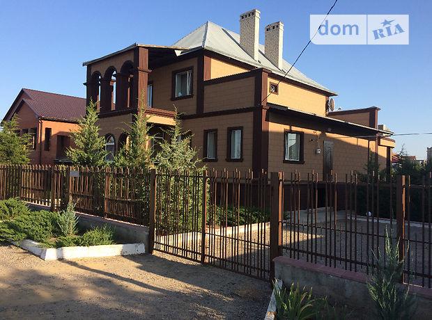 двухэтажный дом с камином, 300 кв. м, кирпич. Продажа в НоваяКаховке район Новая Каховка фото 1