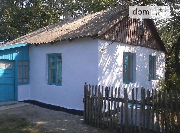 одноэтажный дом с верандой, 60 кв. м, шлакоблок. Продажа в Димовском (Николаевская обл.) фото 1