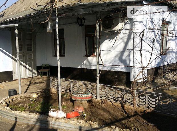 одноэтажный дом с садом, 52 кв. м, кирпич саманный. Продажа в Новопетровском (Николаевская обл.) фото 1