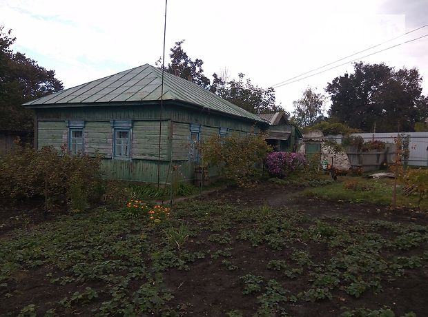 одноэтажный дом с отоплением, 63 кв. м, сруб. Продажа в Горбово (Черниговская обл.) фото 1