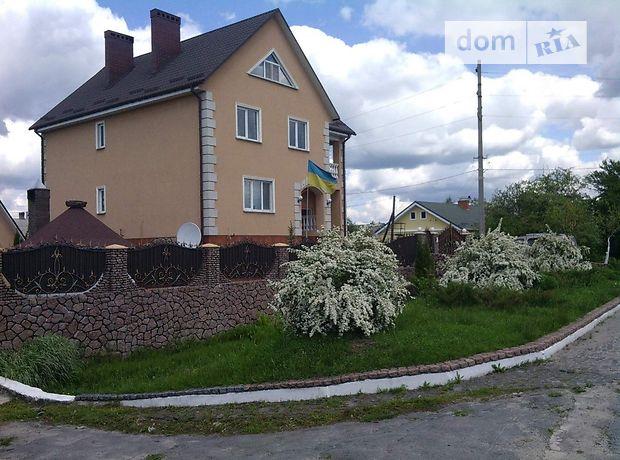 четырехэтажный дом с камином, 400 кв. м, пеноблок. Продажа в Новограде-Волынском район Новоград-Волынский фото 1