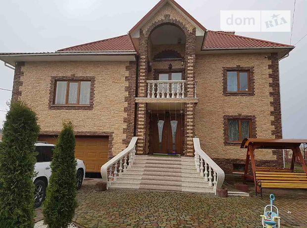 двухэтажный дом, 250 кв. м, кирпич. Продажа в Редковцах (Черновицкая обл.) фото 1