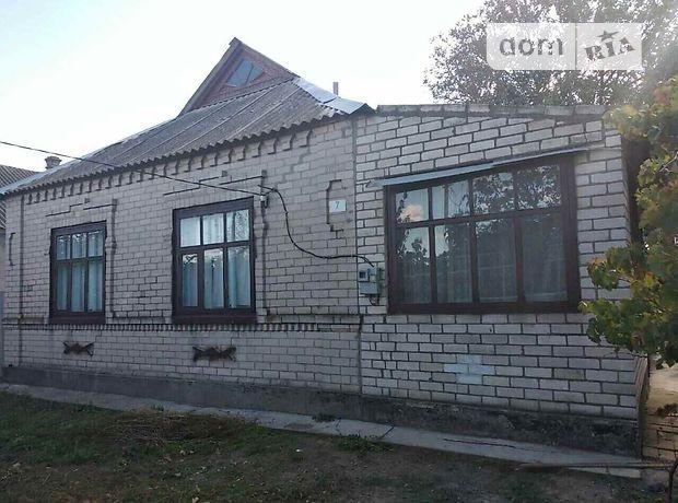 одноэтажный дом с подвалом, 61 кв. м, кирпич силикатный. Продажа в Новотроицком район Новотроицкое фото 1