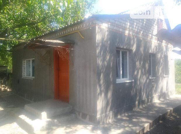 одноэтажный дом с отоплением, 46.9 кв. м, блочно-кирпичный. Продажа в НовыйБуге район Новый Буг фото 1