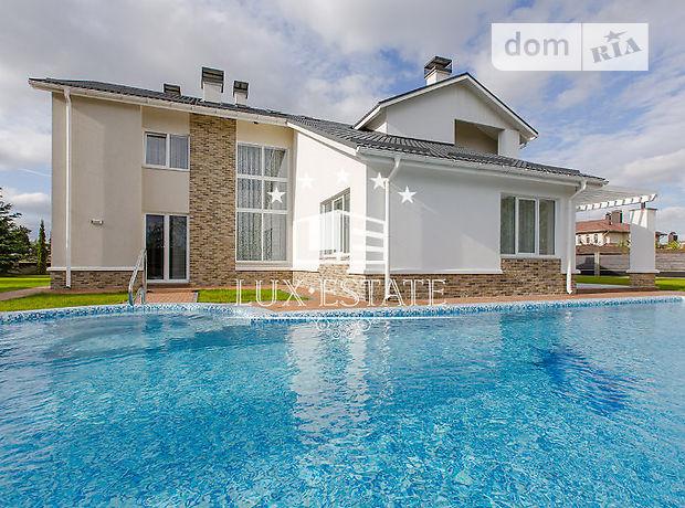 Продажа дома, 500м², Киевская, Обухов, c.Конча-Заспа