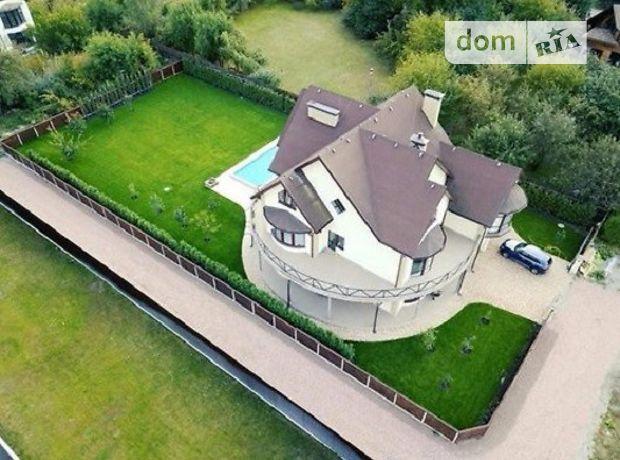 Продажа дома, 500м², Киевская, Обухов, c.Козин