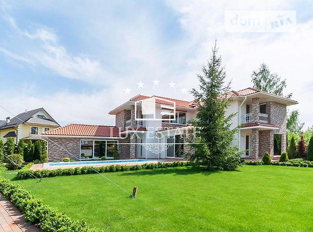 Продаж будинку, 320м², Київська, Обухів, c.Козин
