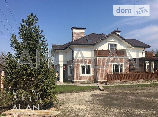 двухэтажный дом, 220 кв. м, кирпич. Продажа в Новых Безрадичах (Киевская обл.) фото 1