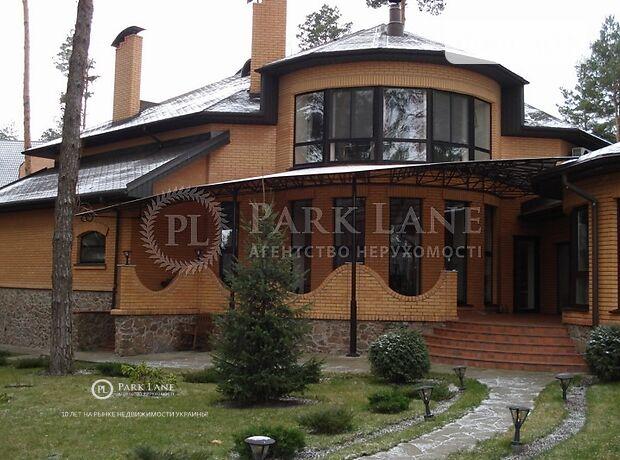 двухэтажный дом, 458 кв. м, кирпич. Продажа в Новых Безрадичах (Киевская обл.) фото 1