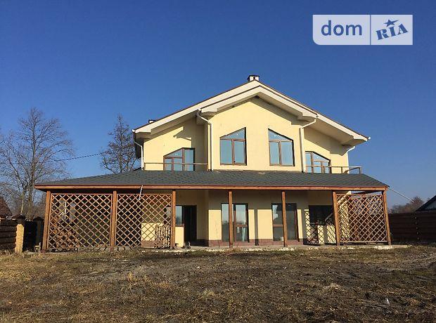 Продажа дома, 250м², Киевская, Обухов, c.Новые Безрадичи