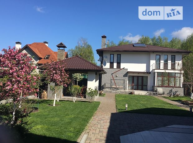 Продаж будинку, 320м², Київська, Обухів, c.Романків, Лісова