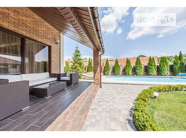Продажа дома, 290м², Киевская, Обухов, c.Романков