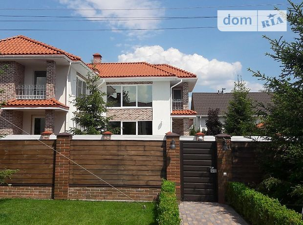 Продажа дома, 250м², Киевская, Обухов, c.Романков