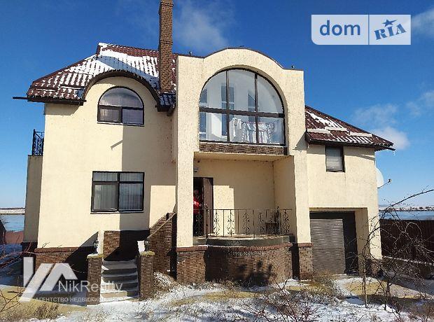 двухэтажный дом с камином, 261 кв. м, кирпич. Продажа в Черноморке (Николаевская обл.) фото 1