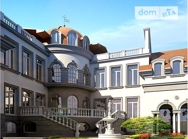 трехэтажный дом с гаражом, 1300 кв. м, кирпич. Продажа в Одессе район Аркадия фото 1