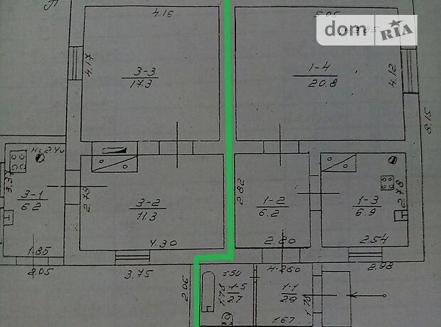 одноэтажный дом с отоплением, 80 кв. м, кирпич. Продажа в Одессе район Ближние Мельницы фото 1