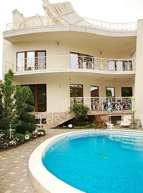 одноэтажный дом с камином, 385 кв. м, монолит. Продажа в Одессе район Большой Фонтан фото 1