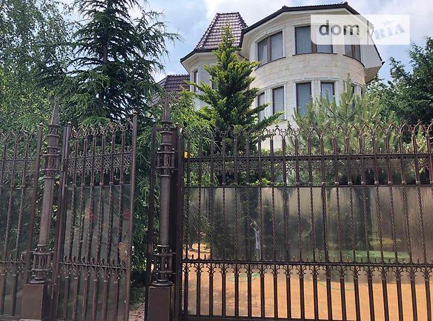 четырехэтажный дом с камином, 1000 кв. м, кирпич. Продажа в Одессе район Большой Фонтан фото 1