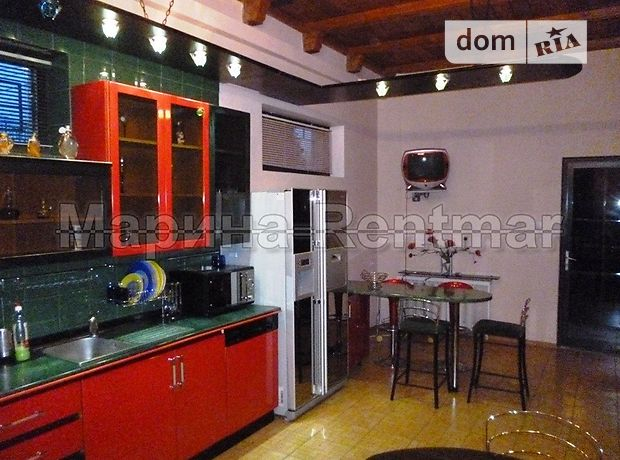 двухэтажный дом с гаражом, 300 кв. м, кирпич. Продажа в Одессе район Большой Фонтан фото 1
