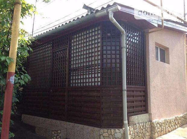 одноэтажный дом с террасой, 40 кв. м, ракушечник (ракушняк). Продажа в Одессе район Черноморка фото 1
