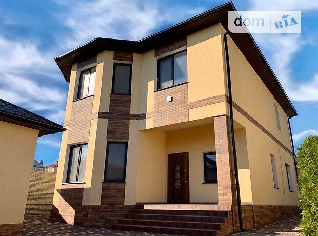 двухэтажный дом с верандой, 160 кв. м, газобетон. Продажа в Одессе район Черноморка фото 1