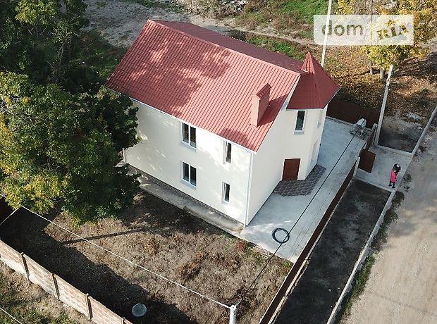 двухэтажный дом с черновой отделкой, 123 кв. м, инкерманский камень. Продажа в Одессе район Червоный Хутор фото 1