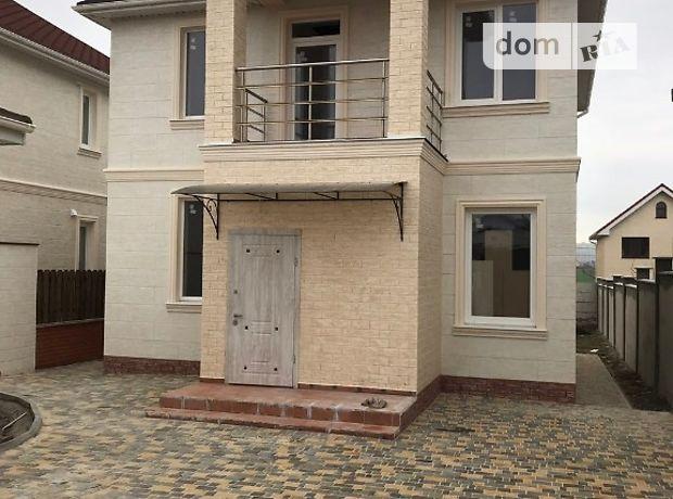 одноэтажный дом с мансардой, 128 кв. м, газобетон. Продажа в Червоном Хуторе (Одесская обл.) фото 1