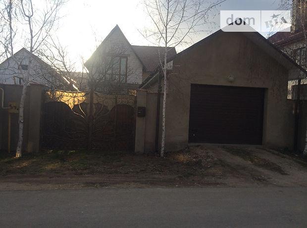 двухэтажный дом с подвалом, 120 кв. м, газобетон. Продажа в Червоном Хуторе (Одесская обл.) фото 1