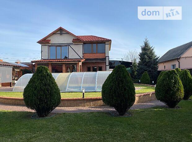 двухэтажный дом с камином, 167 кв. м, ракушечник (ракушняк). Продажа в Фонтанке (Одесская обл.) фото 1