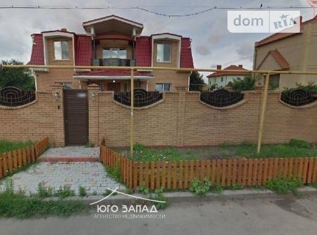 двухэтажный дом с камином, 300 кв. м, кирпич. Продажа в Фонтанке (Одесская обл.) фото 1