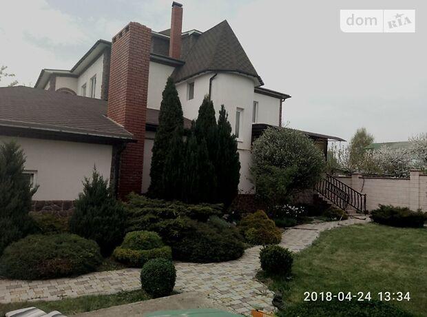 двухэтажный дом с камином, 200 кв. м, ракушечник (ракушняк). Продажа в Фонтанке (Одесская обл.) фото 1