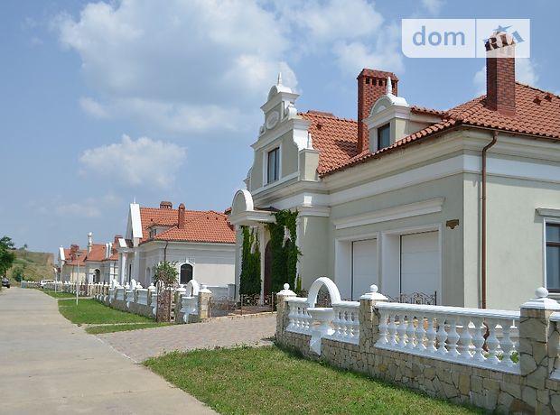 трехэтажный дом с террасой, 512 кв. м, кирпич. Продажа в Фонтанке (Одесская обл.) фото 1
