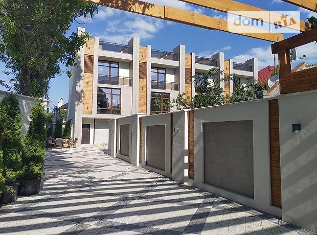 двухэтажный дом с террасой, 220 кв. м, пеноблок. Продажа в Одессе район Киевский фото 1