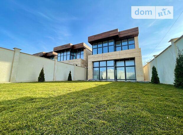 двухэтажный дом с садом, 165 кв. м, кирпич. Продажа в Одессе район Большой Фонтан фото 1