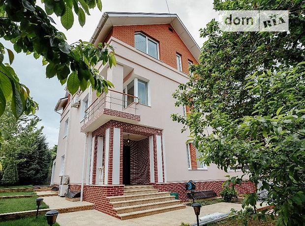 четырехэтажный дом с камином, 375 кв. м, кирпич. Продажа в Одессе район Киевский фото 1