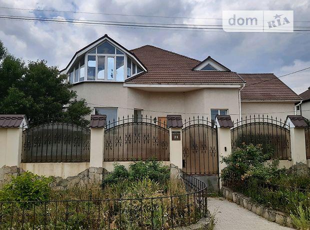 трехэтажный дом с камином, 370.9 кв. м, ракушечник (ракушняк). Продажа в Одессе район Ленпоселок фото 1