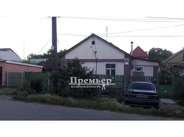 одноэтажный дом, 61 кв. м, кирпич. Продажа в Одессе район Малиновский фото 1