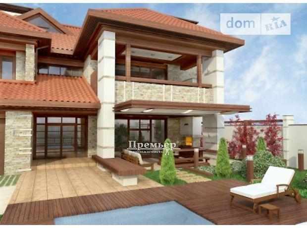 одноэтажный дом, 639 кв. м, кирпич. Продажа в Одессе район Малиновский фото 1