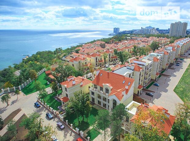 двухэтажный дом с террасой, 561 кв. м, кирпич. Продажа в Одессе район Приморский фото 1