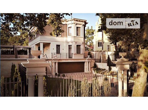 триповерховий будинок, 290 кв. м, кирпич. Продаж в Одесі, район Приморський фото 1