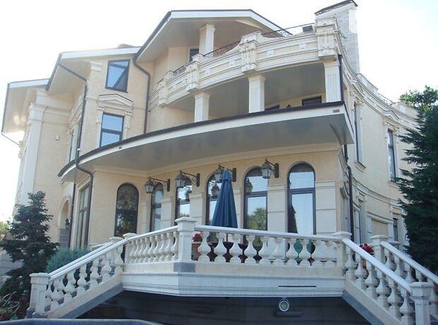 одноэтажный дом с камином, 900 кв. м, кирпич. Продажа в Одессе район Приморский фото 1