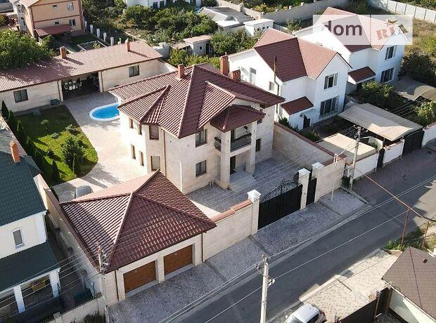 двухэтажный дом с камином, 550 кв. м, ракушечник (ракушняк). Продажа в Совиньоне (Одесская обл.) фото 1