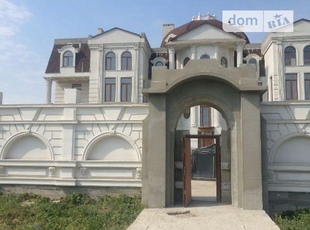 четырехэтажный дом с камином, 2000 кв. м, ракушечник (ракушняк). Продажа в Совиньоне (Одесская обл.) фото 1