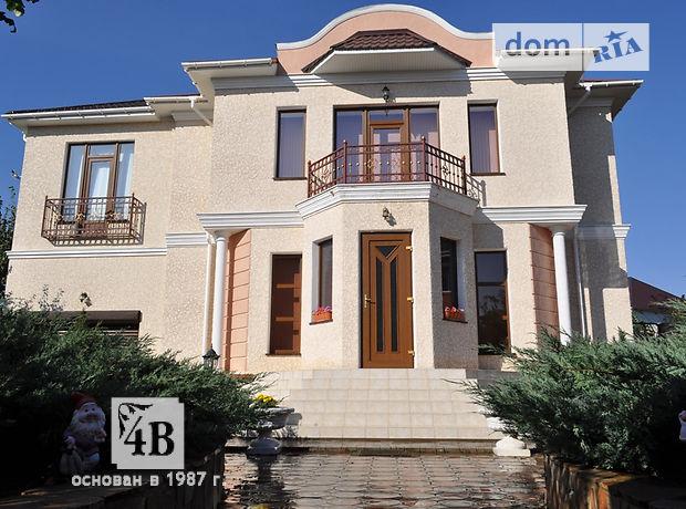 двухэтажный дом с садом, 283 кв. м, ракушечник (ракушняк). Продажа в Совиньоне (Одесская обл.) фото 1
