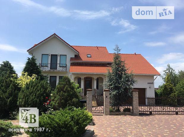 двухэтажный дом с садом, 380 кв. м, ракушечник (ракушняк). Продажа в Совиньоне (Одесская обл.) фото 1