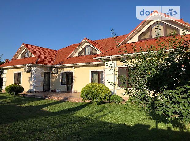 двухэтажный дом с садом, 450 кв. м, кирпич. Продажа в Совиньоне (Одесская обл.) фото 1