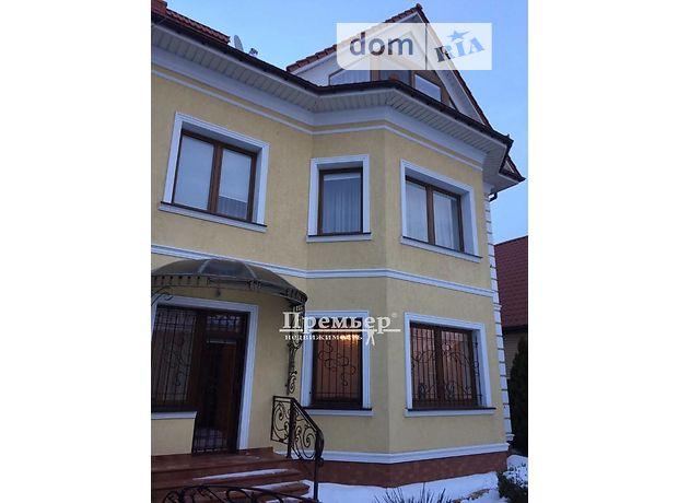 трехэтажный дом, 550 кв. м, кирпич. Продажа в Одессе район Суворовский фото 1