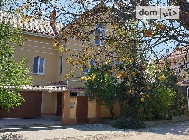 трехэтажный дом с садом, 310 кв. м, ракушечник (ракушняк). Продажа в Одессе район Суворовский фото 1